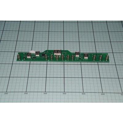 Panel sterowania płyty indukcyjnej GECO PG362.03 4PSC (8065106)