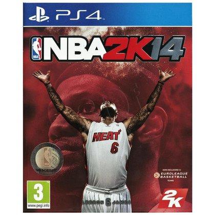 Gra PS4 NBA 2K14