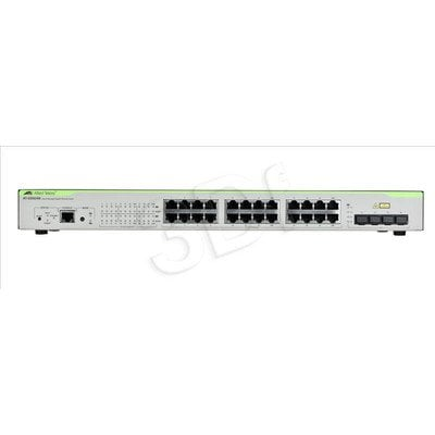 Allied AT-GS924M CentreCOM® Layer 2 GLan Switch