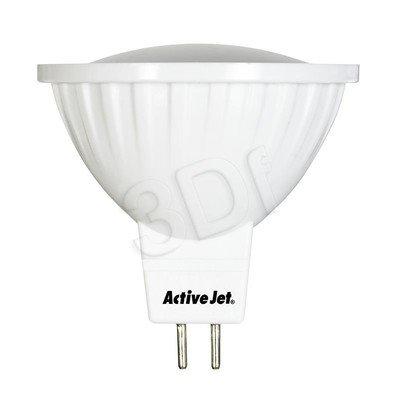 LED SMD AJE-S6053W 300lm 4W GU5,3 MR-16 barwa ciepła