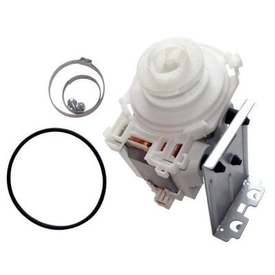Silnik pompy myjącej z turbiną 80W Whirlpool (480140102395)