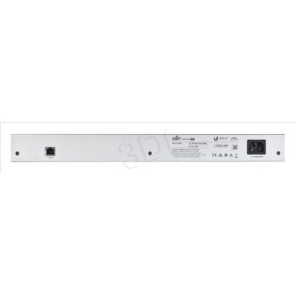 Ubiquiti UniFi Switch US-24-250W 24xGLAN 2xSPF PoE