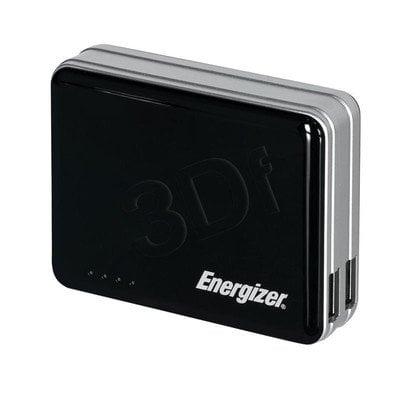 Energizer Powerbank UE4402 4400mAh USB czarny