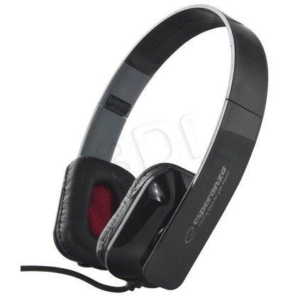 Słuchawki nauszne Esperanza ARUBA EH143K (Czarny)