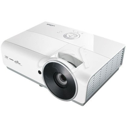 VIVITEK PROJEKTOR DW814 DLP/ WXGA/ 3800 ANSI/ 15000:1/ HDMI/ TRIGGER 12V/ LAN/ 3D READY