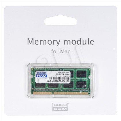 GOODRAM DED.NB W-AMM16008GL 8GB 1600MHz DDR3 1,35V