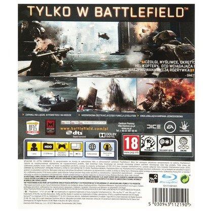 Gra PS3 Battlefield 4