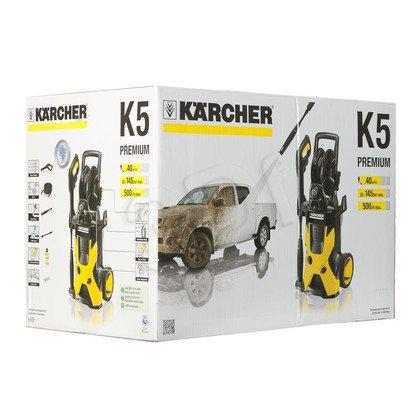 Myjka ciśnieniowa KARCHER K 5 Premium 1.181-313.0