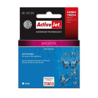 ActiveJet AE-1813N tusz magenta do drukarki Epson (zamiennik Epson T1813) Supreme