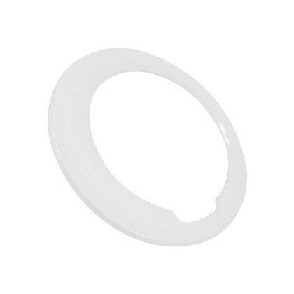 Białe zewnętrzne obramowanie drzwi pralki (1320147042)