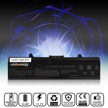 WHITENERGY BATERIA DELL INSPIRON 1525 / 1526