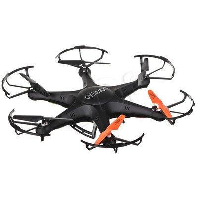 Dron latający Overmax X-BEE DRONE 6.1 (Wbudowana kamera Czarny)