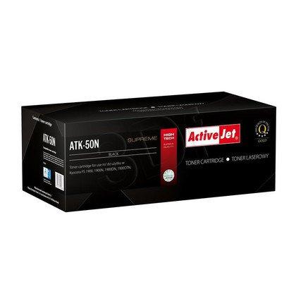 ActiveJet ATK-50N toner Black do drukarki Kyocera (zamiennik Kyocera TK-50N) Supreme