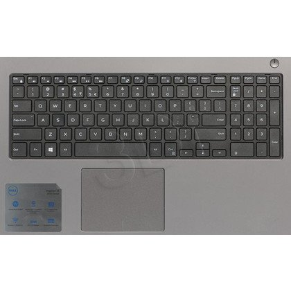 """DELL Inspiron 5558 i3-5005U 4GB 15,6"""" HD 1000GB HD5500 GT920M BSY Srebrny (5558-8378) 2Y NBD"""