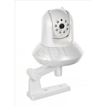 Kamera IP EDIMAX IC-7113W Bezprzewodowa kamera sieciowa z obrotowym obiektywem, trybem nocnym oraz czujnikiem temperatury i wilgotności