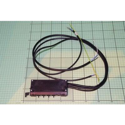 Komplet przełączników z obudową (1005033/1009275)