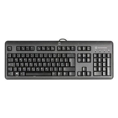 HP klawiatura Smartcard Keyboard CCID E6D77AA
