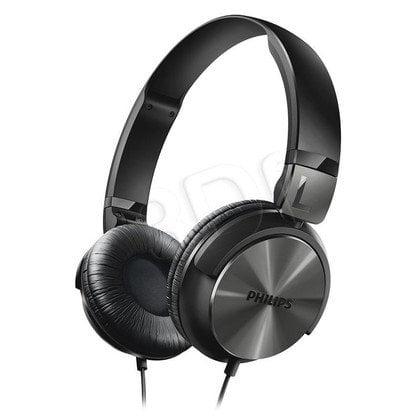 Słuchawki wokółuszne Philips SHL3160BK/00 (Czarny)