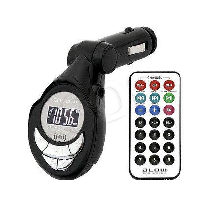 Transmiter FM SD/MMC