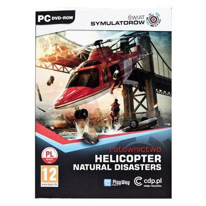 Gra PC NSS Helicopter Simulator 2015 Nat. Disasters