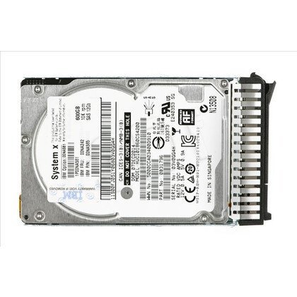 "Dysk HDD LENOVO Express 2,5"" 600GB SAS-3 10000obr/min Kieszeń hot-swap"