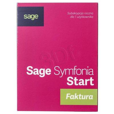 Sage Symfonia Start Faktura