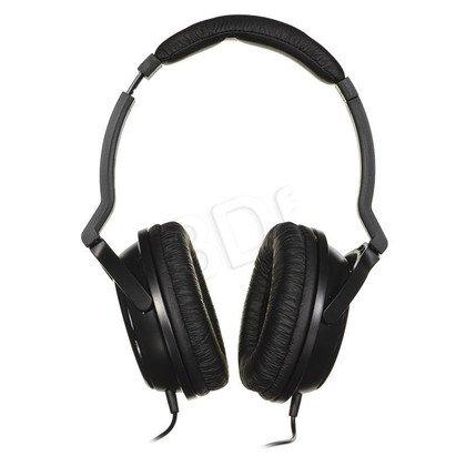 Słuchawki nauszne z mikrofonem Denon AH-D310R (Czarny)