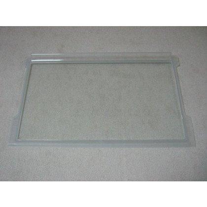 Półki na plastikowe i druciane r Półka szklana ARC... 49.5x30.5 cm Whirlpool (481245088283)