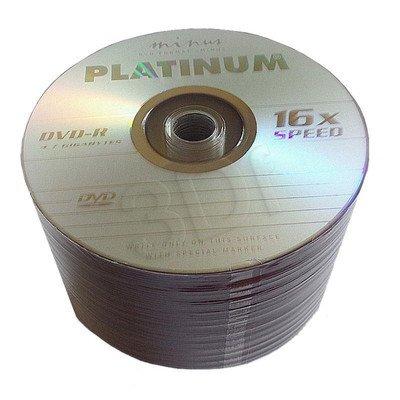 DVD-R PLATINUM 4,7 GB 16X SZPINDEL 50 SZT