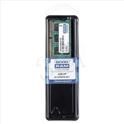 GOODRAM DED.NB W-575479-001 2GB 1333MHz DDR3