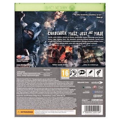 Gra Xbox ONE Thief