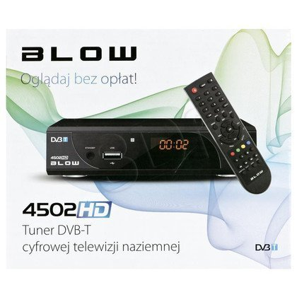 Tuner TV Blow 4502HD (DVB-T)