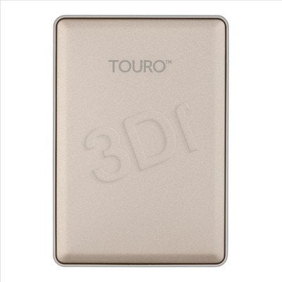 "HDD HGST Touro S GOLD 1TB 2,5"" 7200 USB 3.0,backup soft, aluminium"