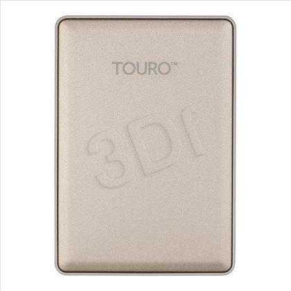 "HDD HGST Touro S GOLD 1TB 2,5"" 7200 USB 3.0,backup soft, aluminium"
