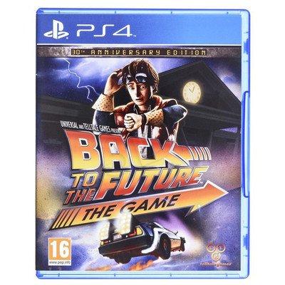 Gra GP4 Back To The Future