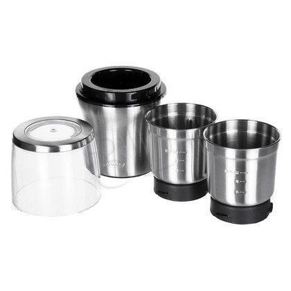 Młynek do kawy MPM MMK-06M (200W Udarowy inox)