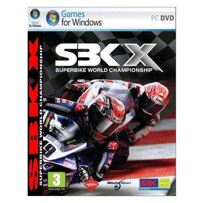 Gra PC SBK X (klucz do pobrania)