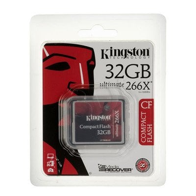 Kingston CF CF/32GB-U2 32GB 266x