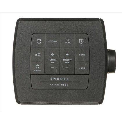 Radiobudzik Philips AJ4300B/12 czarny