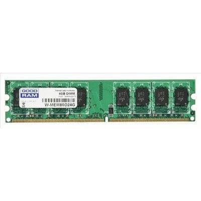 GOODRAM 4GB DDR2 800MHz W-MEM80D24G