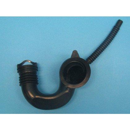 Wąż połączeniowy dozownik - bęben do pralki (333949)