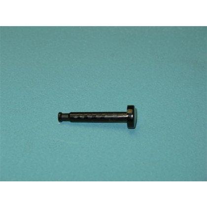 Przycisk wypukły 27,4mm czarny (8006458)