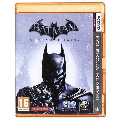 Gra PC PKK Batman: Arkham Origins