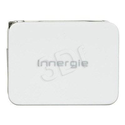 Innergie kabel MagiCable Retrac męski-męski 0,6m Lightning/ USB biały