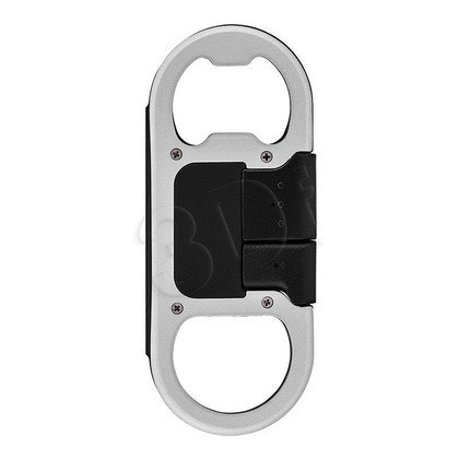 EXC UNIWERSALNY KABEL USB-MICRO USB+OTWIERACZ, OPENER, 20 CENTYMETRÓW, CZARNY