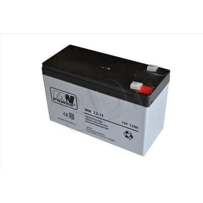 Akumulator MPL 12V 7,2Ah MWS 7.2-12