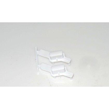 Przycisk (klawisz) wyłącznika startu pralki podwójny (481071425341)