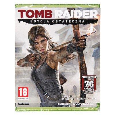 Gra Xbox One Tomb Raider - Edycja Ostateczna