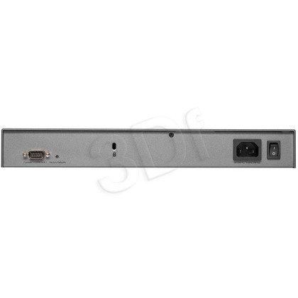 NETGEAR [ SRX5308 ] ProSafe VPN SSL Firewall Quad [ 4x WAN, 4x LAN - all Gigabit ]
