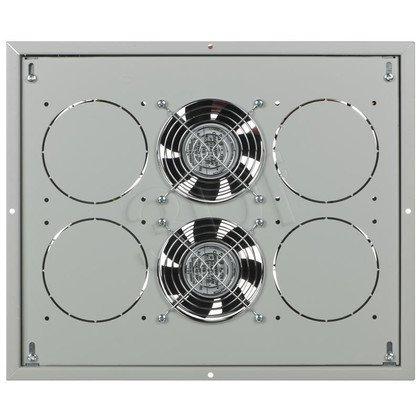Triton panel wentylacyjny z termostatem do szaf stojących RAC-CH-X03-X3 (2x wentylator 230V/60W, sufitowo-podłogowy)